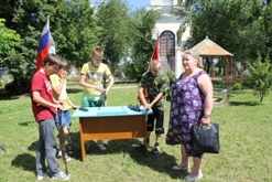 Sport Sommerlager in Istomino