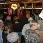 Russische Tombola im November 2010 im Café Kairo in Bern / Русская лотерея в ноябре 2010 в кафе Кайро в Берне