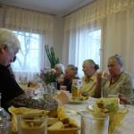 Tag der Alten 2010 im neuen Stiftungshaus