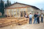 Holzhausbau – Projekt