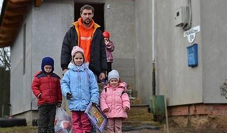 30 декабря 2013 года семья Фетисенко побывала в гостях у сотрудников фонда.