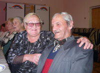 Поддержка одиноких пожилых людей
