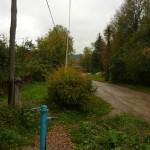 Der 150 Meter vom Haus entfernte Brunnen, von dem Nadjeschda, Ljudmila und Nora und Aschot früher mühsam Wasser holen mussten.
